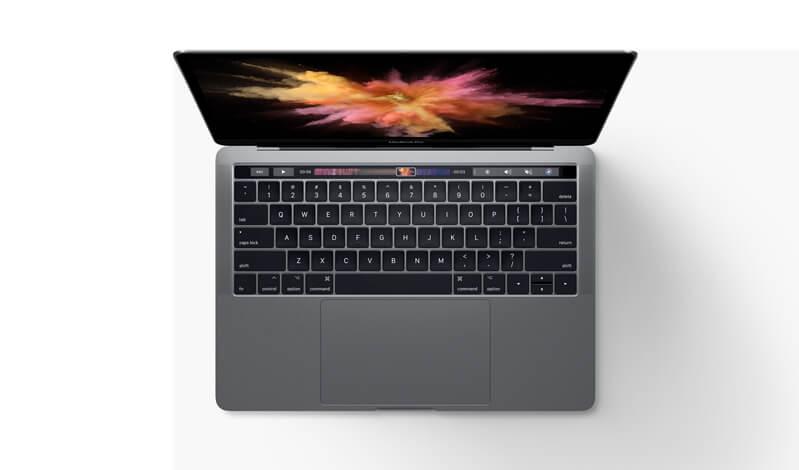 macbook pro clavier